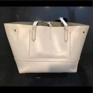 J. Crew Uptown Leather Tote